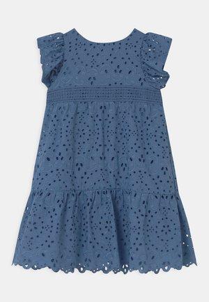 PIMPINELLA - Shirt dress - smoked sapphire