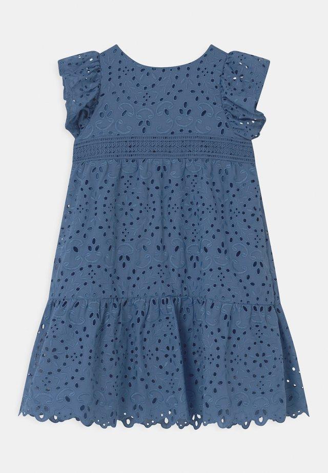 PIMPINELLA - Košilové šaty - smoked sapphire