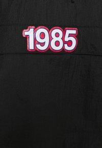 Mitchell & Ness - NBA ALL STAR SURPRISE WINDBREAKER - Club wear - black/silver - 2