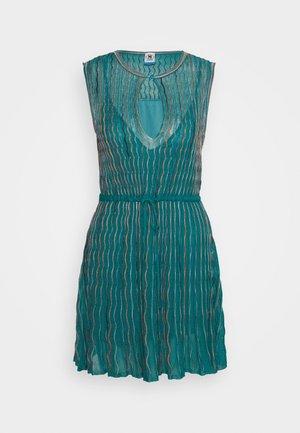 ABITO SENZA MANICHE - Jumper dress - purple