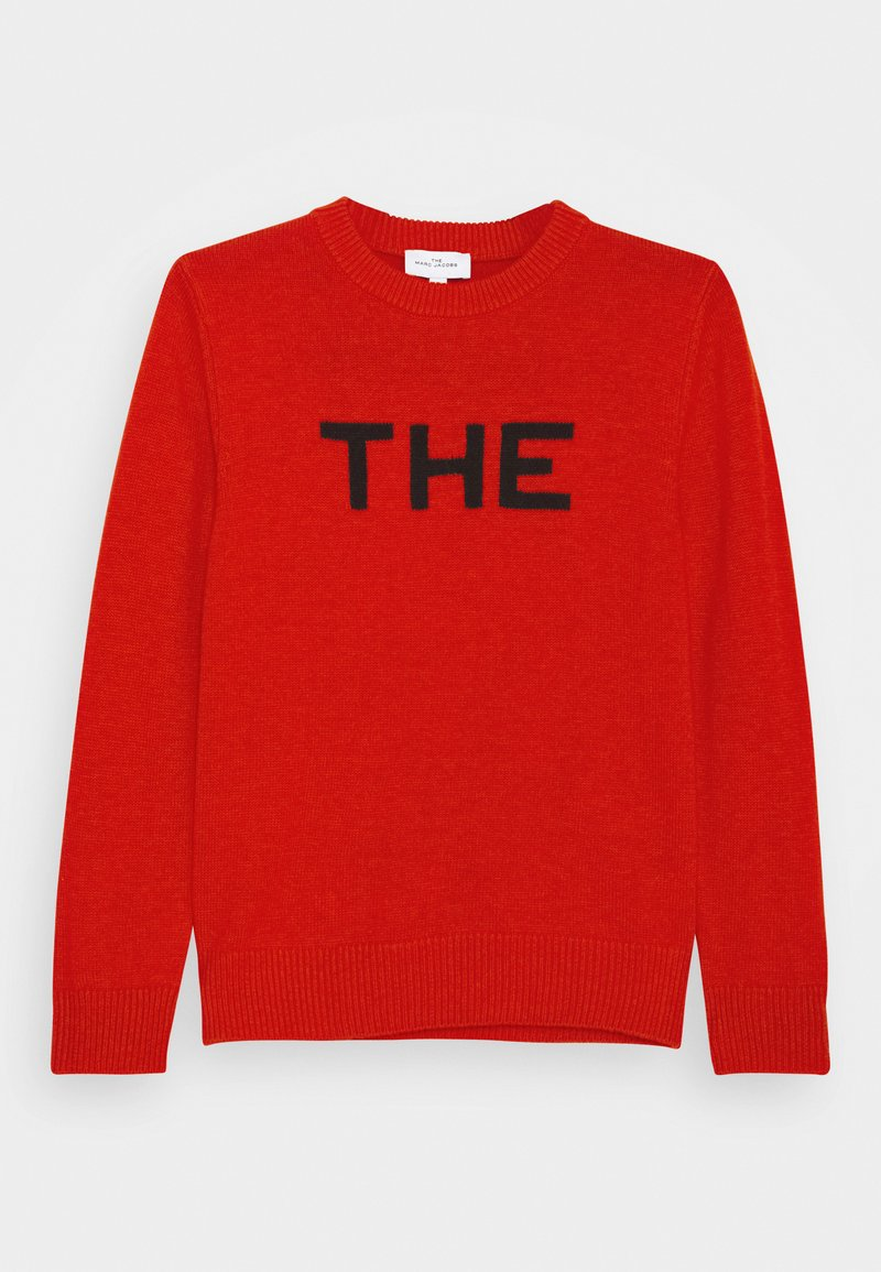 The Marc Jacobs - MINI ME UNISEX - Pullover - bright red