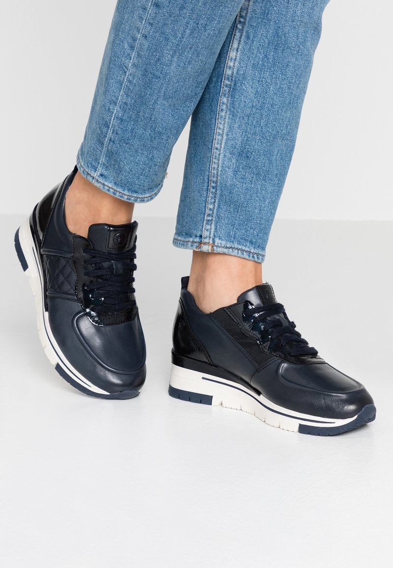 Tamaris Pure Relax - Trainers - navy