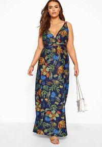 Yours Clothing - Maxi dress - navy - 1