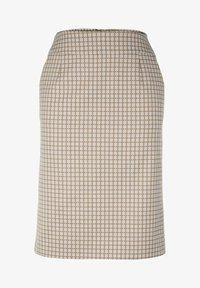 Alba Moda - Pencil skirt - beige,taupe - 5