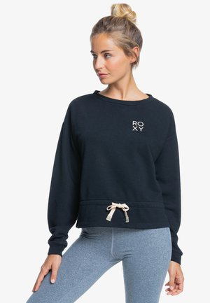 COOL IN THE VIBES - Sweatshirt - true black