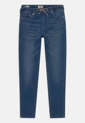 ARCHIE - Relaxed fit jeans - dark-blue denim