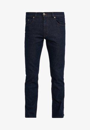 NEVADA - Straight leg jeans - raw denim