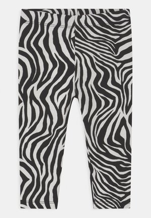 MINI BABY  - Leggings - Trousers - white