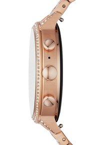 Fossil Smartwatches - Q VENTURE - Smartwatch - roségold-coloured - 3