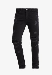 Tigha - MORTEN  - Jeans Slim Fit - vintage black - 5