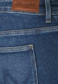 Wrangler - Jeans Skinny Fit - air blue - 2