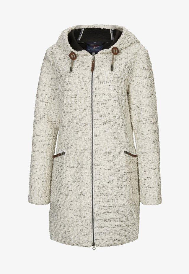 ROSHANA - Short coat - off-white
