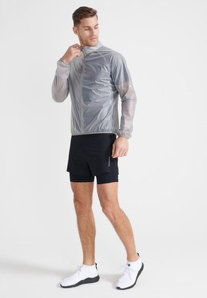 Training jacket - frost grey