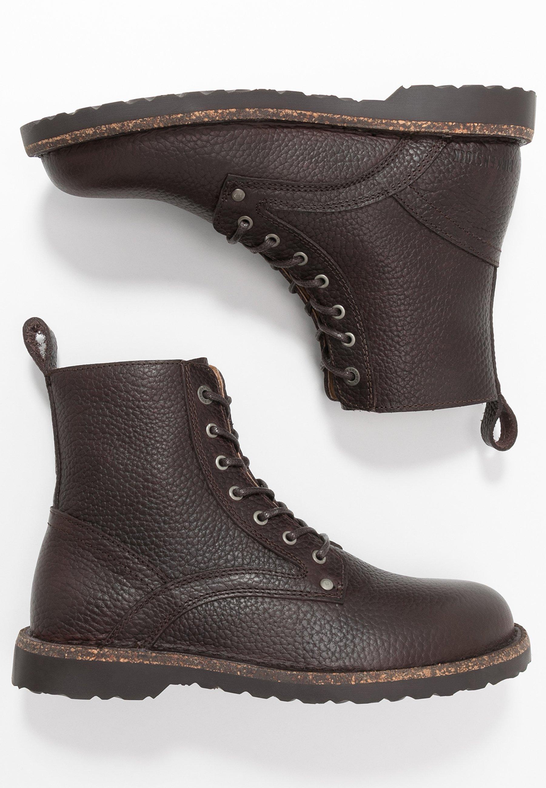 Birkenstock LUTON - Støvletter - black