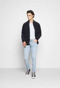Levi's® - SKINNY TAPER - Jeansy Skinny Fit - light-blue denim - 1