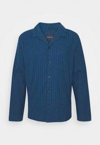 Schiesser - Pyjamas - dark blue - 1
