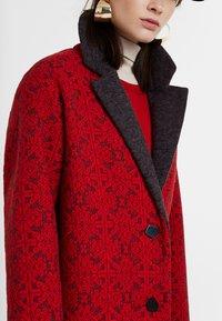 Desigual - AREN - Zimní kabát - red - 3