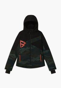 Brunotti - PANDER BOYS - Snowboardová bunda - black - 0