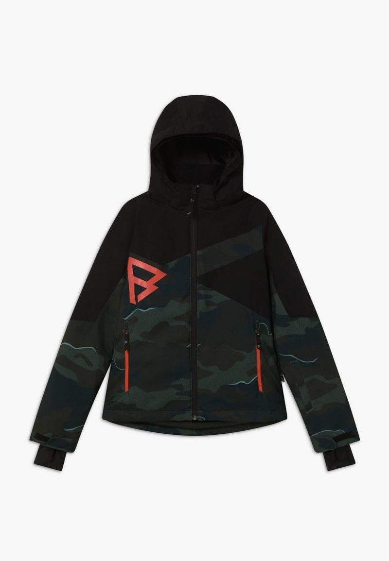 Brunotti - PANDER BOYS - Snowboardová bunda - black