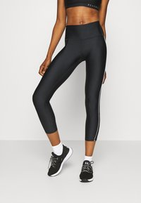 Under Armour - ANKLE CROP - Legging - black - 0