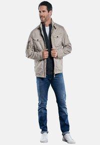 Engbers - Summer jacket - beige - 1