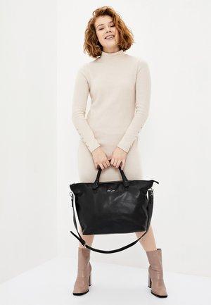 LONDON - Tote bag - black