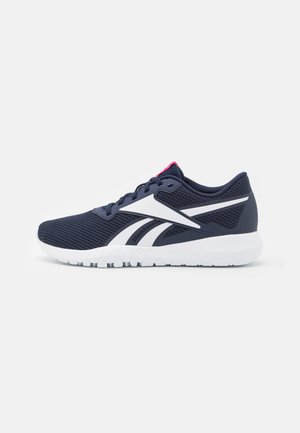 FLEXAGON ENERGY TR 3.0 - Scarpe da fitness - vector navy/footwear white/pursuit pink