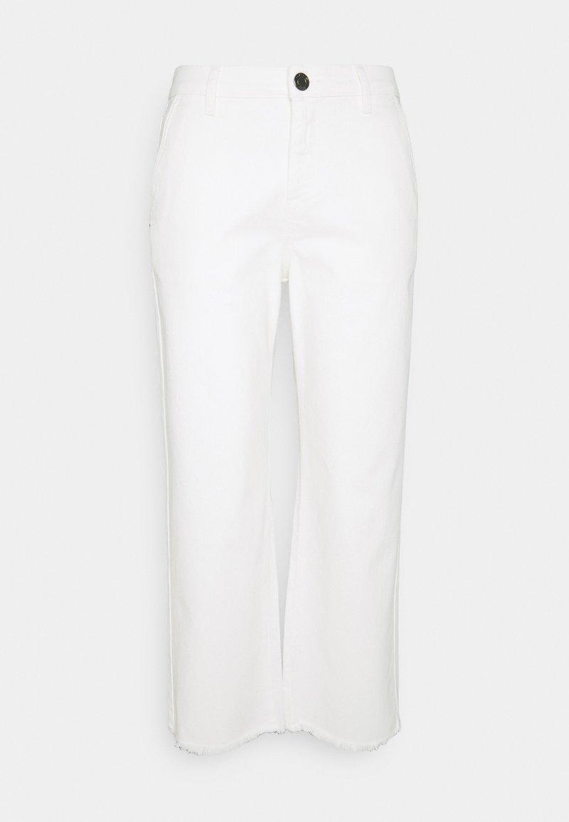 Opus - MARNY - Straight leg jeans - milk