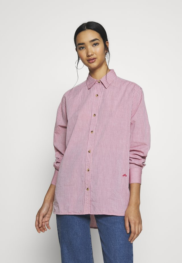CRIQUETTE STRIPES - Blouse - pink