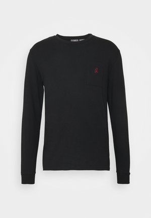 ONE POINT - Long sleeved top - black