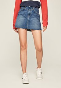 Pepe Jeans - RACHEL - Denim skirt - denim - 1