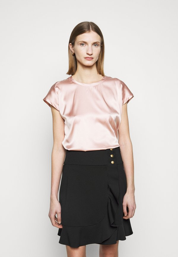 Pinko FARIDA BLUSA - Bluzka - pink/rÓżowy GMSZ