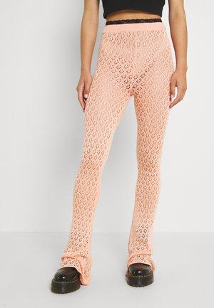 DALLAS PANT - Pantaloni - pink