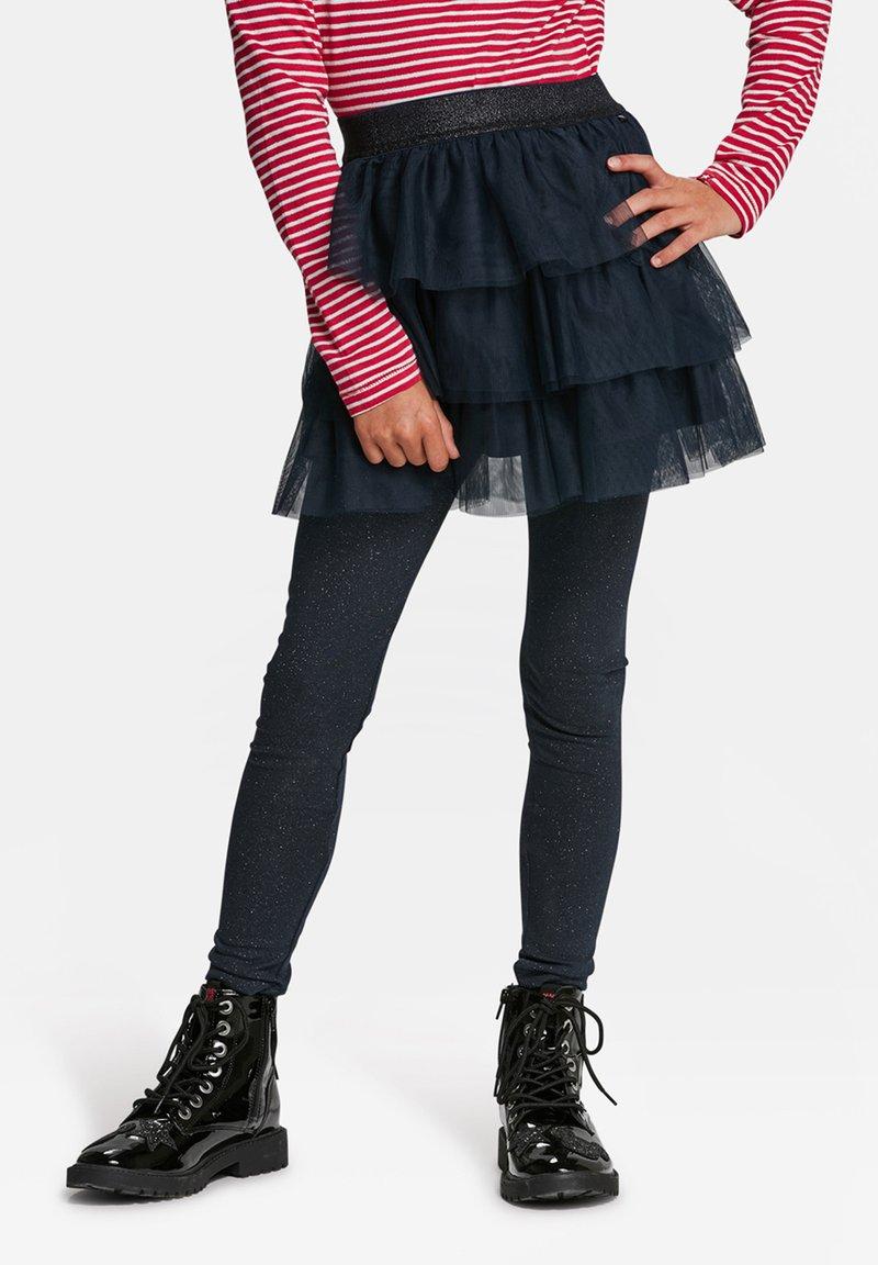 WE Fashion - A-line skirt - dark blue
