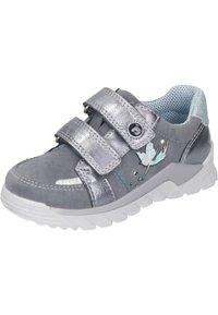 Ricosta - Touch-strap shoes - graphit/grau/himmel - 1
