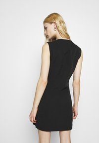 Pieces - PCVALERIA  - Cocktail dress / Party dress - black - 2