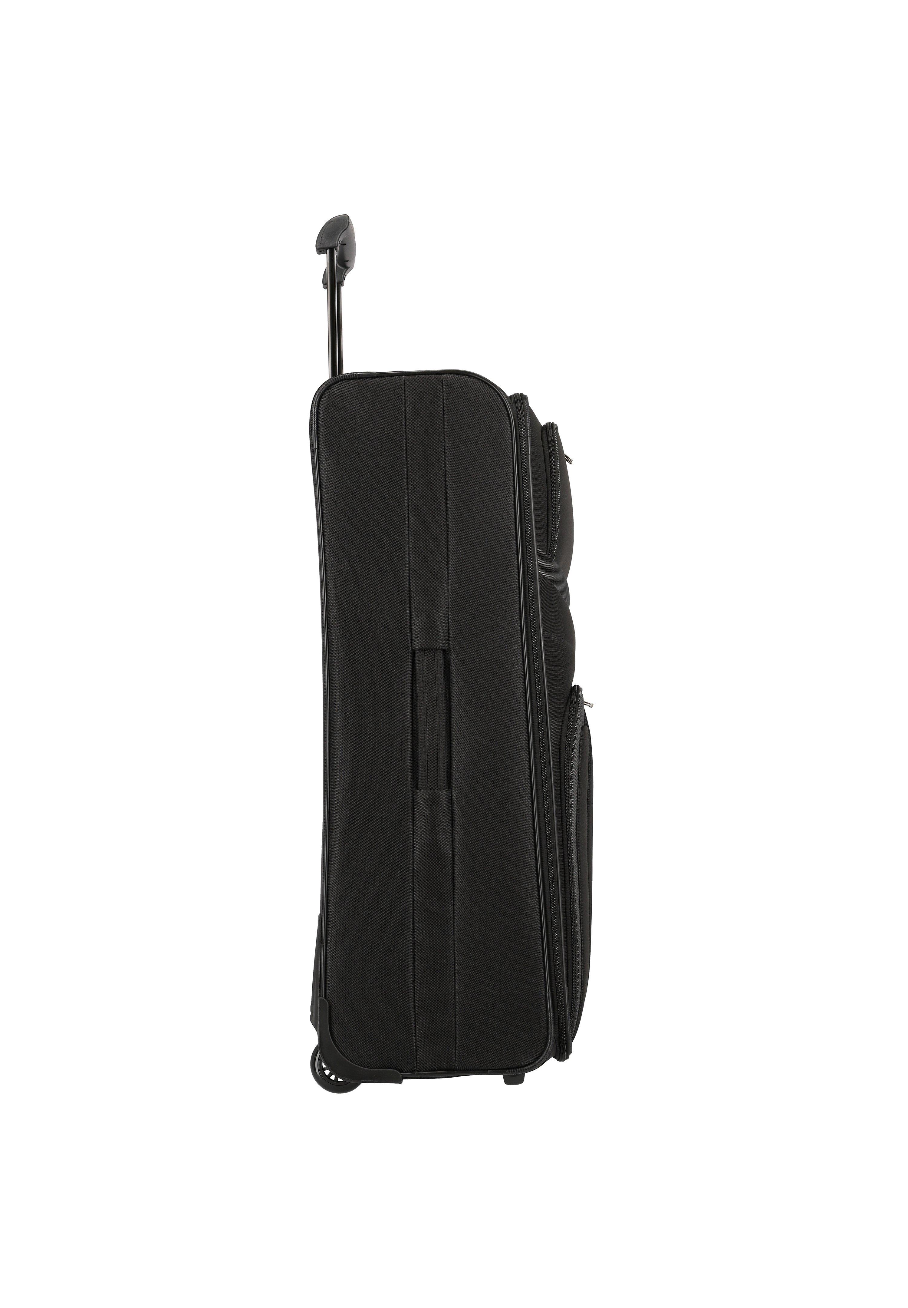Travelite ORLANDO 2-ROLLEN KOFFERSET 5TLG. - Kofferset - schwarz - Herrentaschen X899s