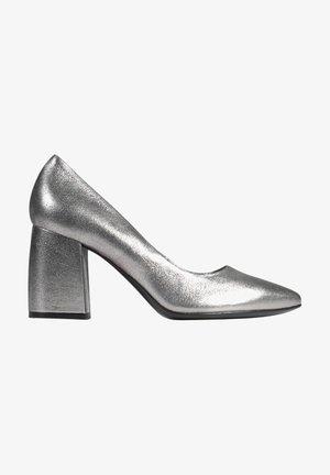 MARLA IN - Classic heels - silver