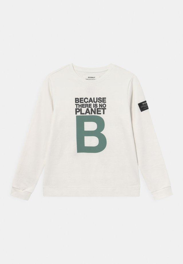 GREAT UNISEX - Sweater - off white