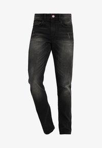 Redefined Rebel - FLORENCE - Jeans slim fit - black stone - 4