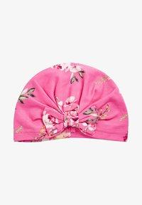 Next - Bonnet - pink - 0