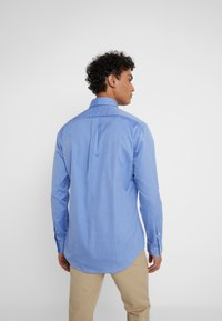 Polo Ralph Lauren - CUSTOM FIT - Camisa - blue end on end - 2