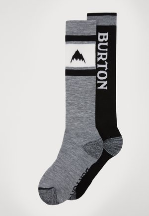 WEEKEND 2 PACK - Sports socks - true black