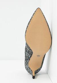 Tamaris - Tacones - pewter glamour - 6