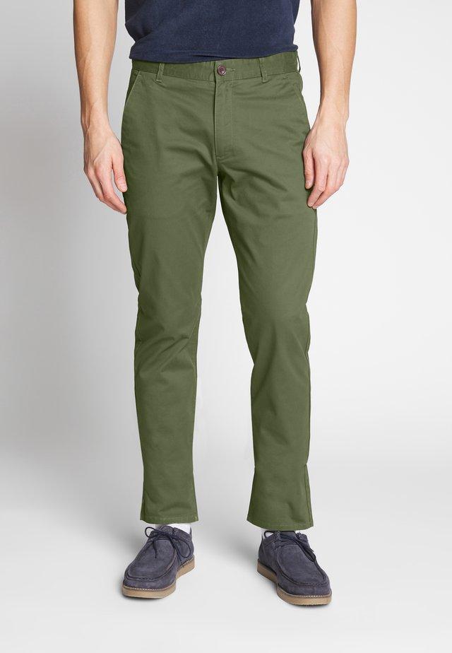 ELM - Chinos - farah green