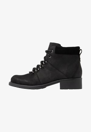 ORINOCO DEMI - Lace-up ankle boots - black