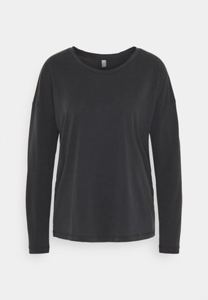 KAJSA - Long sleeved top - black