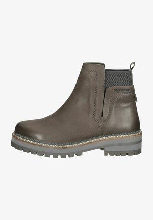 Korte laarzen - mittelgrau