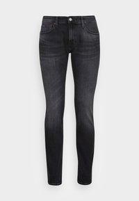 Tommy Jeans - SCANTON  - Slim fit jeans - denim black - 3