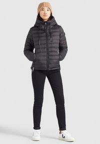 khujo - LOVINA - Winter jacket - schwarz - 8
